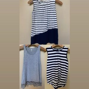 Tank top bundle of three size L / XL